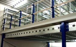 Verdiepingsvloer Constructie