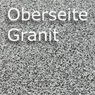 Lagerbühne Oberseite Granit
