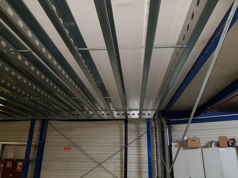 Lagerbühnen und Stahlbaubühnen Konstruktion Noordrek GmbH