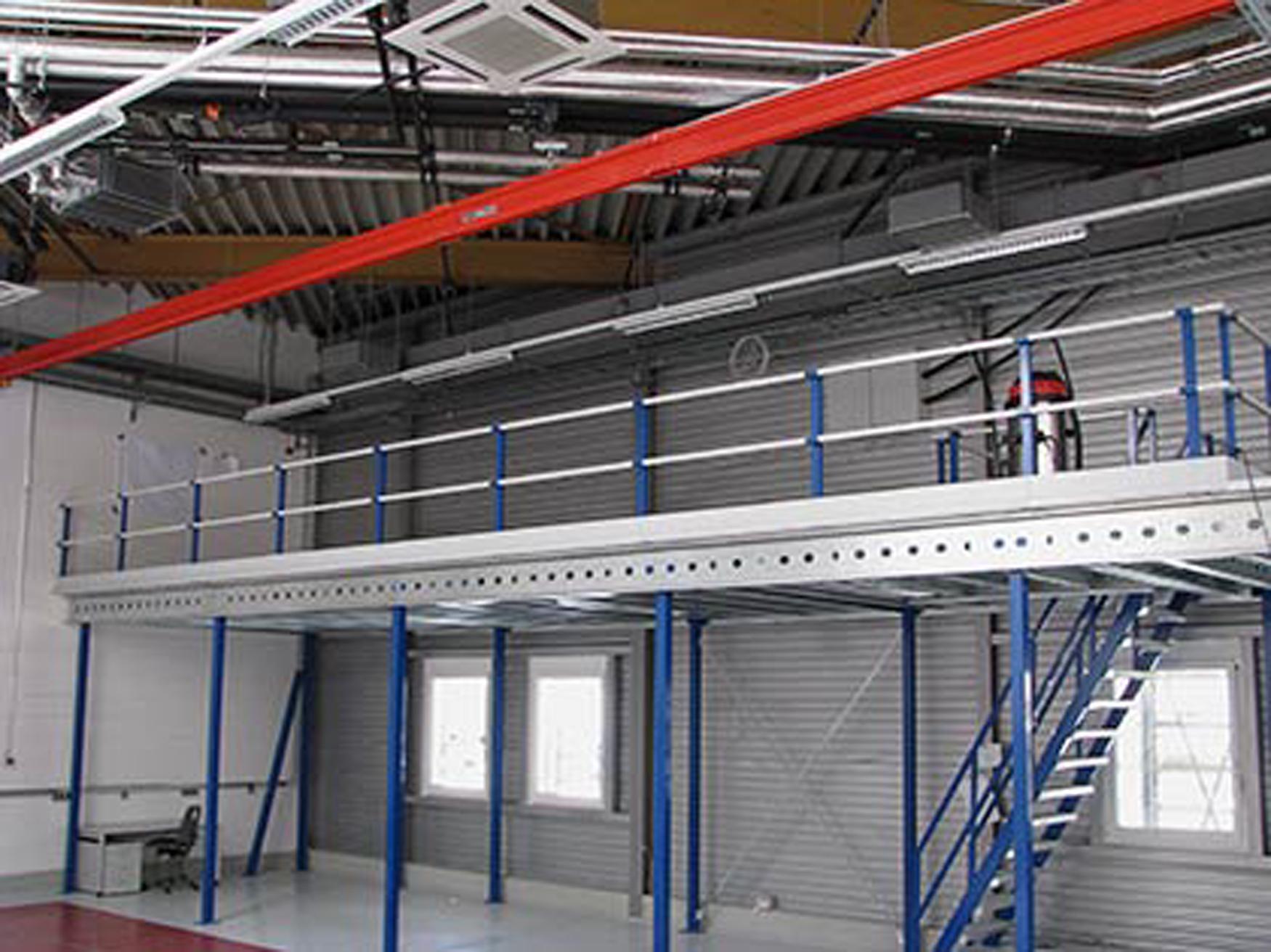 Fraunhofer Project Lagerbühnen Noordrek GmbH