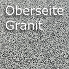 Lagerbühne Oberseite Granit