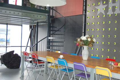 entresol restaurant uitbreiding