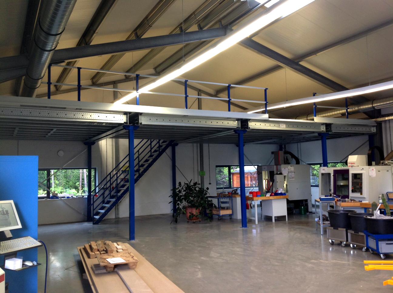 Entresol en Entresols van Noordrek online ontwerpen en berekenen